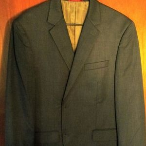 VINTAGE IZOD 2 BUTTON SUIT JACKET BLAZER